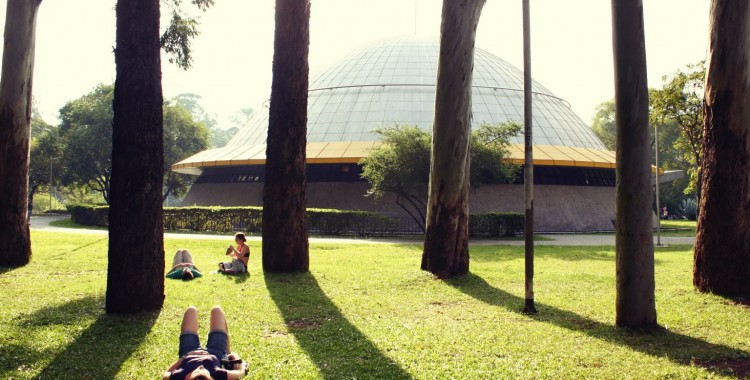 Planetario. Foto Priscilla Rodrigues